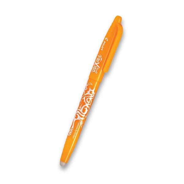 Psací potřeby - Roller Pilot 2064 FriXion M 07 meruňková oranžová
