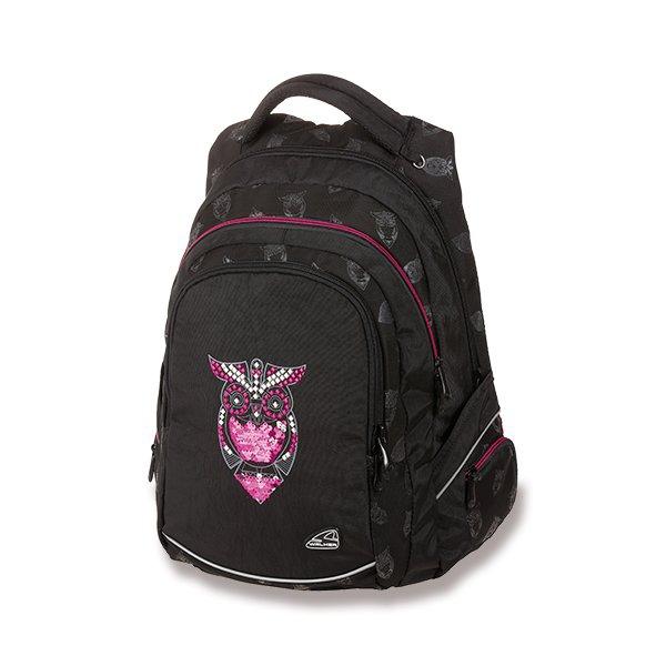 Školní a výtvarné potřeby - Školní batoh Walker Fame Night Owl