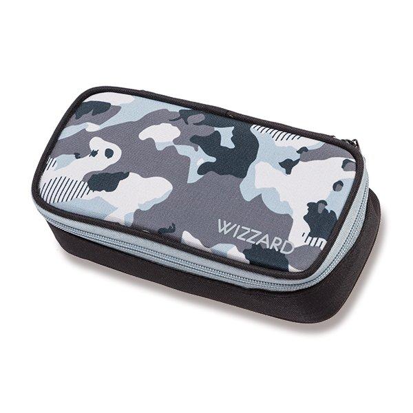 Školní a výtvarné potřeby - Penál Walker Wizzard Camouflage