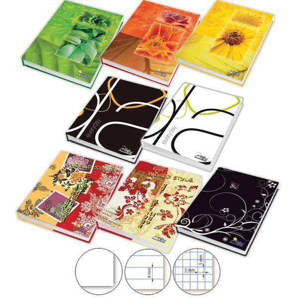 Papír tiskopisy - Záznamová kniha šitá A4 150 listů