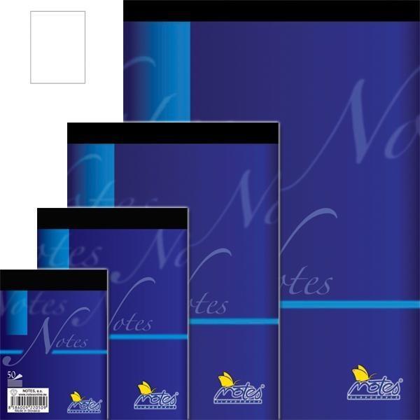 Papír tiskopisy - Blok šitý A6 50 listů