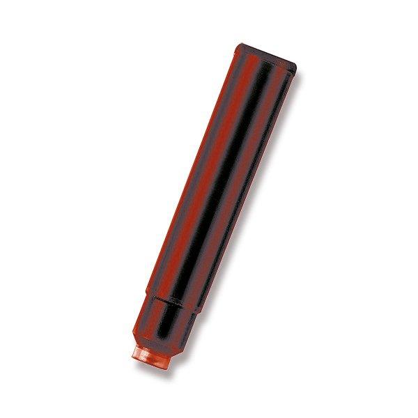 Psací potřeby - Inkoustové bombičky Faber-Castell červené