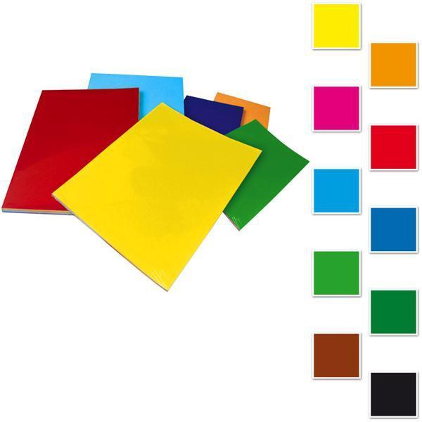 Papír tiskopisy - Kreslící karton barevný - A4 225g 50ks