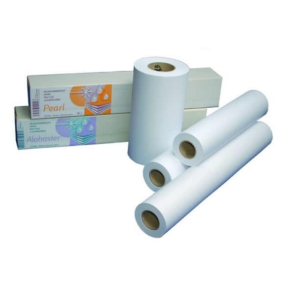 Papír tiskopisy - Plotterová role - 50m/ 80g