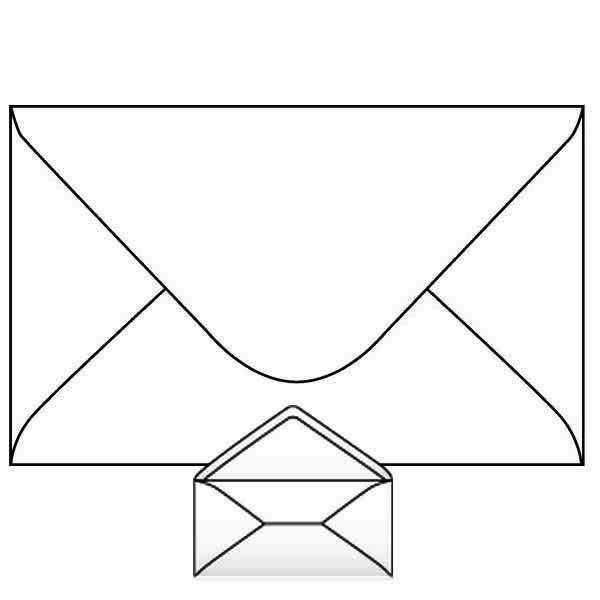 Papír tiskopisy - Obálka navštívenka