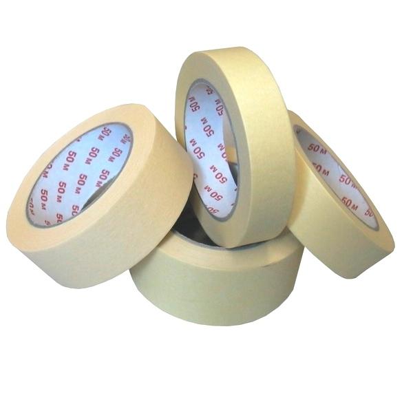 Obalový materiál drogerie - Lepící páska krepová