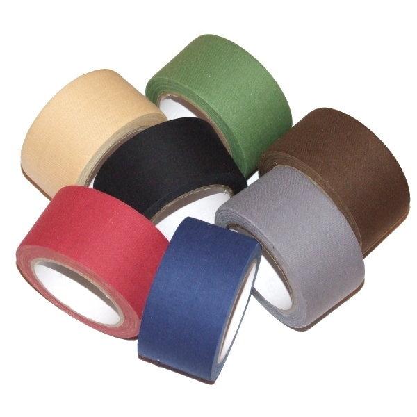 Obalový materiál drogerie - Kobercová textilní lepící páska - 48mm x 10m