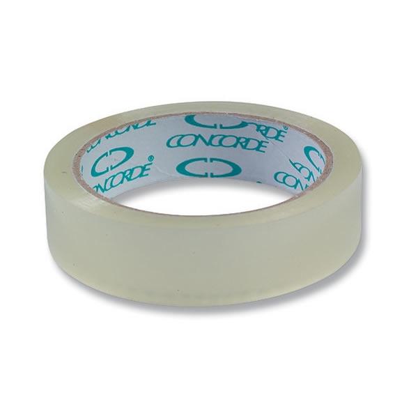 Obalový materiál drogerie - Lepicí páska transparentní - 66m