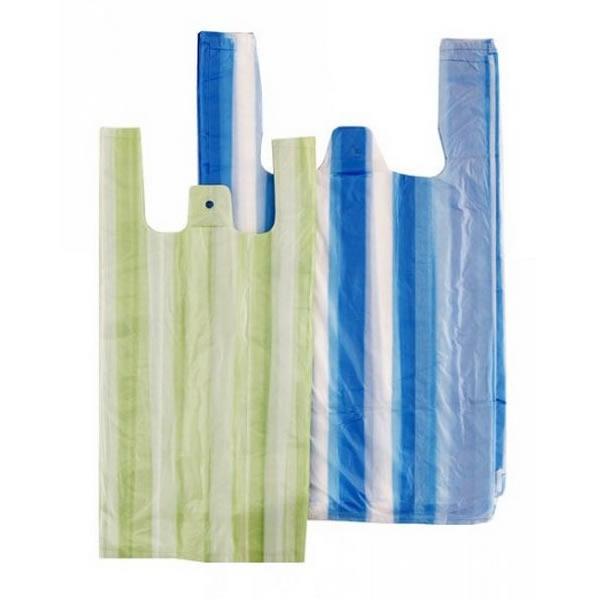 Obalový materiál drogerie - Taška mikrotenová košilka - 4kg, 12 x 47cm, 100ks