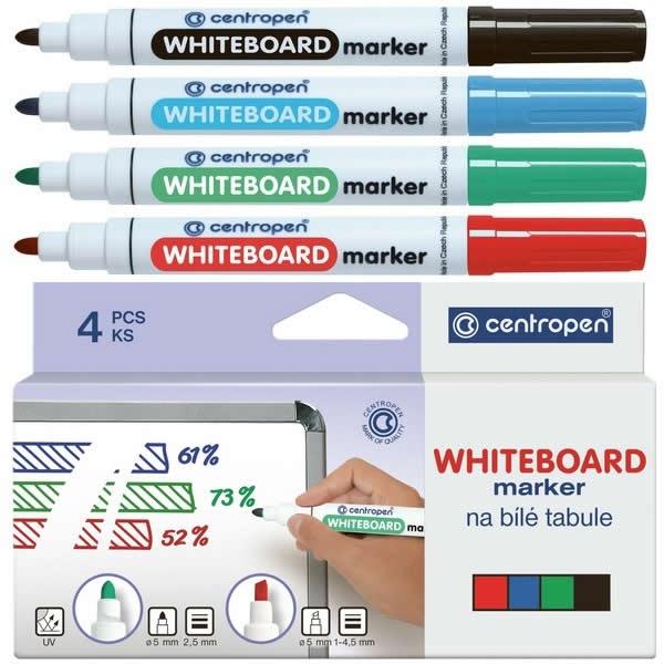 Psací potřeby - Značkovač Centropen WHITEBOARD MARKER 8559