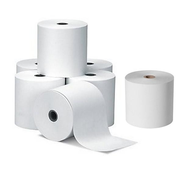 Papír tiskopisy - Pokladní kotouček termo - 57 x 60 x 12 mm