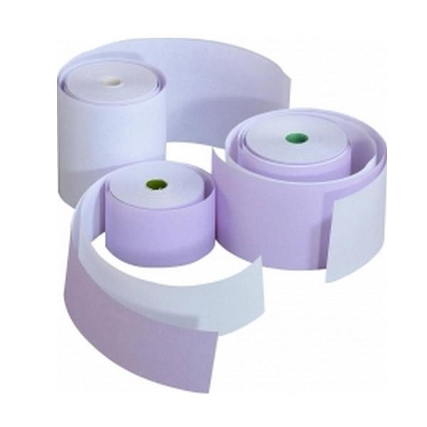 Papír tiskopisy - Pokladní kotouček NCR 1+1 - 76 x 60 x 17 mm