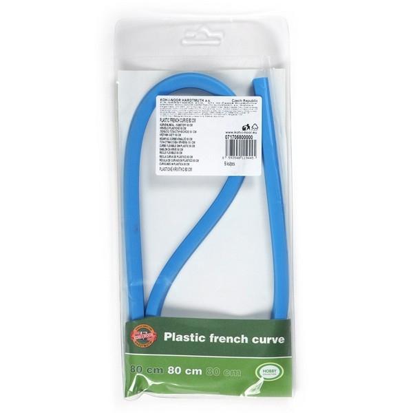 Školní a výtvarné potřeby - Křivítko plastické 80 717058