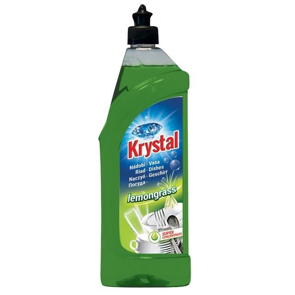 Obalový materiál drogerie - KRYSTAL nádobí Lemongrass - 750ml