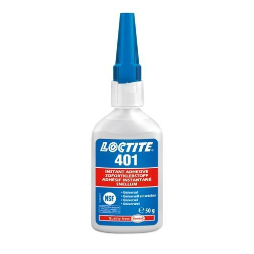Loctite - Loctite 401 - 50 g vteřinové lepidlo