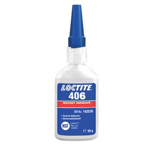 Loctite - Loctite 406 - 50 g vteřinové lepidlo