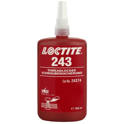 Loctite - Loctite 243 - 250 ml zajišťovač šroubů SP
