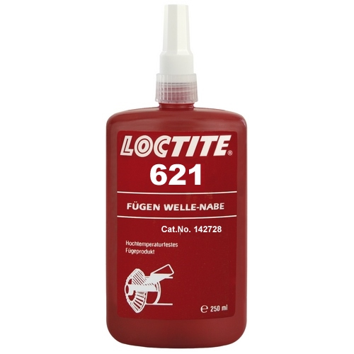 Loctite - Loctite 601 - 250 ml upevňovač spojů VP