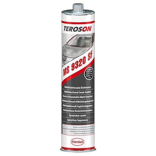 Loctite - Teroson MS 9320 SF - 300 ml černý těsnící tmel Super Fast