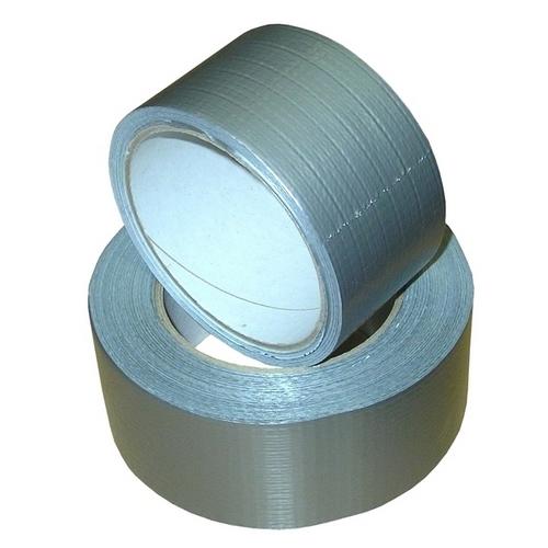 Obalový materiál drogerie - Lepící páska pogum.textilní 48 x 50