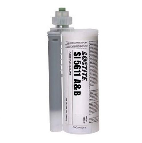 Loctite - Loctite SI 5611 - 400 ml šedý dvousložkový silikon rychlé vytvrzení