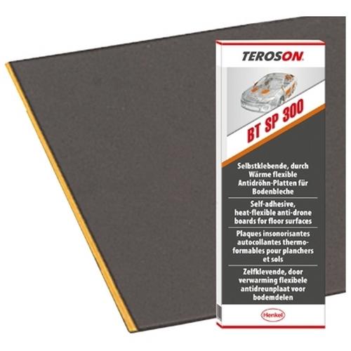 Loctite - Teroson BT SP 300 50 x 50 cm - 4 ks samolepicí protihluková deska