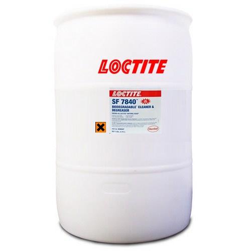 Loctite - Loctite SF 7840 - 200 L modrý čistič a odmašťovač
