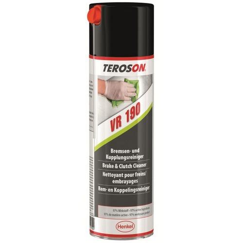Loctite - Teroson VR 190 - 500 ml čistič brzdových a spojkových obložení