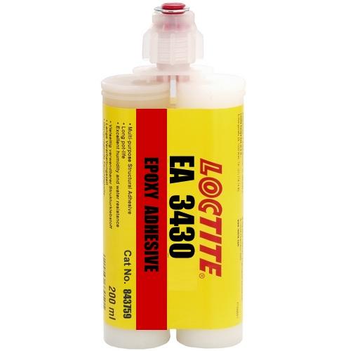 Loctite - Loctite EA 3430 - 200 ml dvousložkový epoxid rychlý ultra čirý