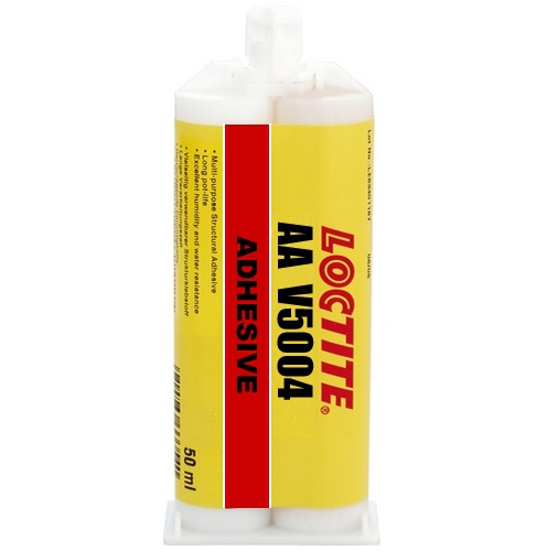 Loctite - Loctite AA V 5004 - 50 ml konstrukční lepidlo, čirý spoj