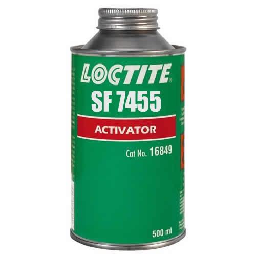 Loctite - Loctite SF 7455 - 500 ml aktivátor pro vteřinová lepidla