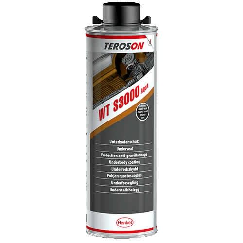 Loctite - Teroson WT S-3000 AQUA - 1 L černý