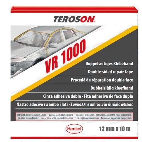 Loctite - Teroson VR 1000 12 x 12mm x 10 m - oboustranně lepící páska