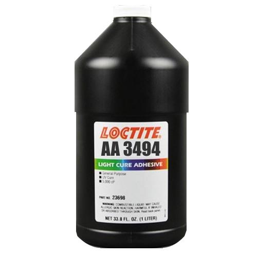 Loctite - Loctite AA 3494 - 1 L UV konstrukční lepidlo