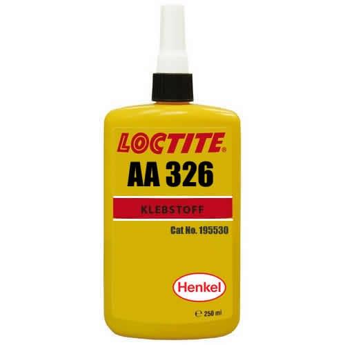 Loctite - Loctite AA 326 - 250 ml konstrukční lepidlo, lepení magnetů