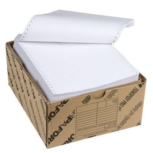 Papír tiskopisy - Tabelační papír - 240, 1+1, P 1000ls