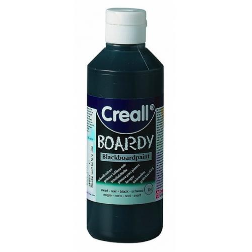 Školní a výtvarné potřeby - Tabulová barva CREALL  250ml - černá