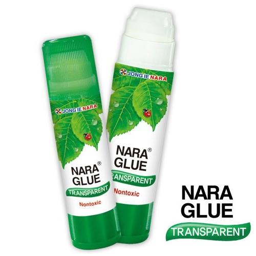 Kancelářské potřeby - Lepicí tyčinka NARAGLUE - gelové transparentní