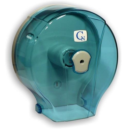 Obalový materiál drogerie - CN zásobník WC papírů 19 JUMBO modrý