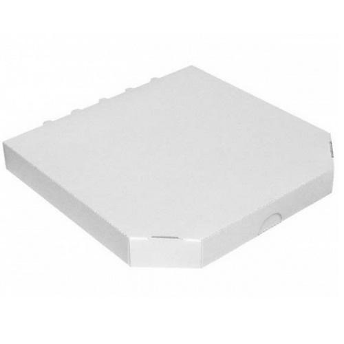 Obalový materiál drogerie - Krabice na pizzu - 32x32x3cm, extra pevná
