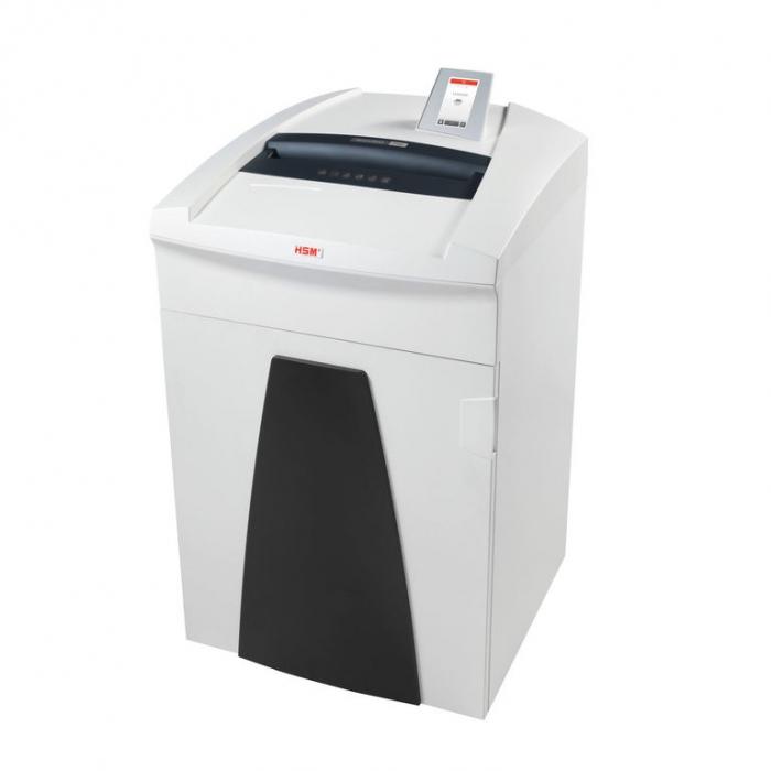 Kancelářská technika - HSM SECURIO P40i 1,9x15 mm Skartovací stroj s CD vstupem
