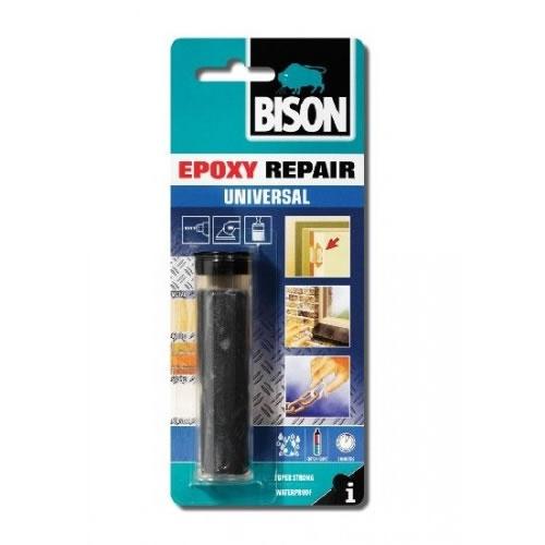 Obalový materiál drogerie - BISON EPOXY REPAIR UNIVERSAL 56 g