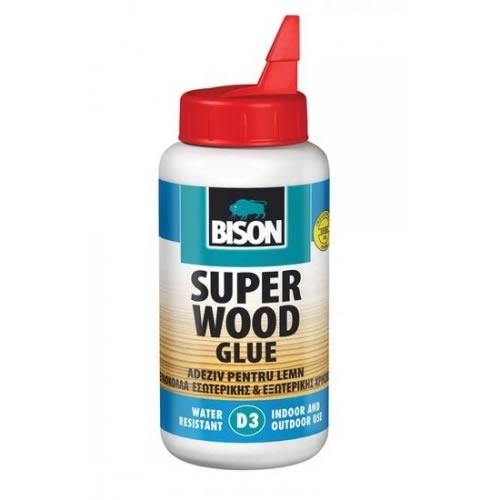 Obalový materiál drogerie - BISON SUPER WOOD 750 g