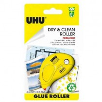 UHU Dry & Clean roller permanent 8,5 m