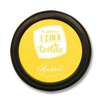 Razítkovací polštářek Izink Textile žlutá