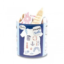 Razítka Aladine Stampo Textile - Marina