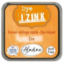 Razítkovací polštářek Izink Dye rychleschnoucí oranžová