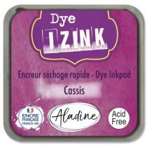 Razítkovací polštářek Izink Dye rychleschnoucí fialová