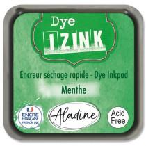 Razítkovací polštářek Izink Dye rychleschnoucí zelená