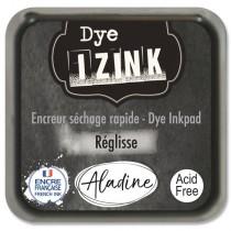 Razítkovací polštářek Izink Dye rychleschnoucí antracitová